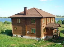 Petrovichskoe Vodokhranilische, Volma (Zayamnoye yakınında)