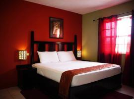 Hotel Tim Bamboo, Port Antonio (Sommers Town yakınında)