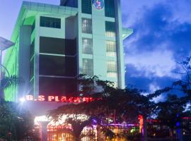 G.S Plaza Hotel, Bawaleshi (рядом с городом Okponglo)