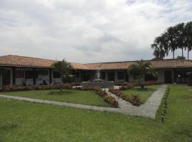 Marande Casa Campestre, Rozo