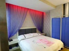 25 hours Emotion Hotel, Bengbu (Lilou yakınında)