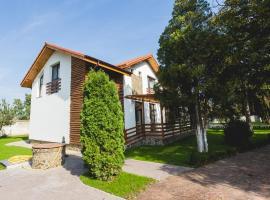 Casa Cu Nuc, Brebeni