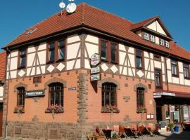 Gasthof Adler, Ötisheim (Maulbronn yakınında)