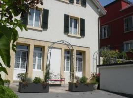 Relais des Saars, Neuchâtel (Saint-Blaise yakınında)
