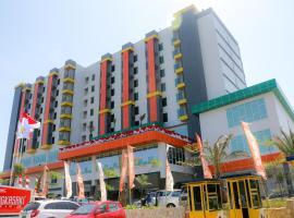 Dalton Hotel Makassar, Макасар (рядом с городом Manda)