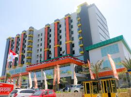 Dalton Hotel Makassar, Макасар (рядом с городом Sudiang)