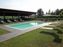 Corte Di Frara, Parma (Vicomero yakınında)