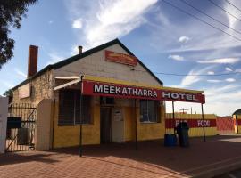 Meekatharra Hotel, Meekatharra