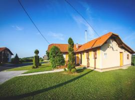 Holiday home Novak M, Свети-Мартин-на-Мору (рядом с городом Praporčan)