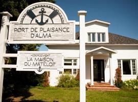 Maison du matelot, Alma (Lac Kénogami yakınında)