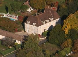 L'Ostal en Périgord, Vélines (рядом с городом Bonneville-et-Saint-Avit-de-Fumadières)