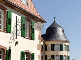 Schlosshotel Bergzaberner Hof, Bad Bergzabern
