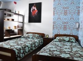 Apartament Kielce Folk