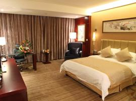 Emeishan Yue Garden Hotel, Jiajiang (Mucheng yakınında)