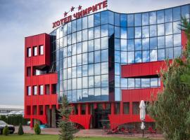 Hotel Chiirite, Filibe (Brestnik yakınında)