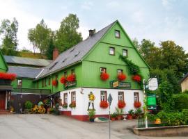 Hotel & Restaurant Zum Postillion, Klingenthal