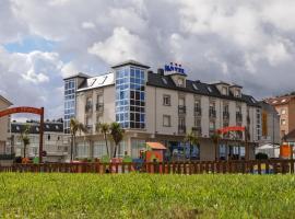 Hotel Playa de Laxe, Laxe (Canduas yakınında)
