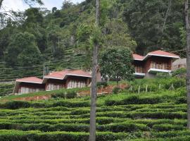 Hanging Huts Resorts, Kotagiri (рядом с городом Mettuppālaiyam)