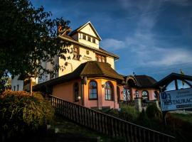 Pension Alexander, Jilemnice (Kruh yakınında)