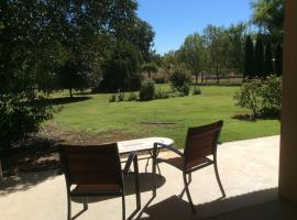 Cottonwoods Accommodation, Milawa