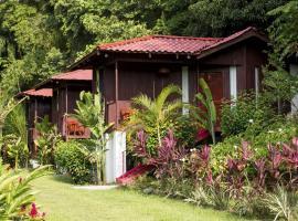 Manuel Antonio Hostel Resort, Manuel Antonio (Puerto Quepos yakınında)