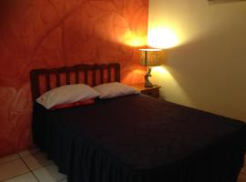Hotel Panamericano, Сигуатепеке (рядом с городом Агуа-Асуль-Ранчо)