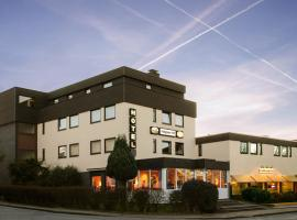 Hotel Hillegosser Hof, Bielefeld (Greste yakınında)