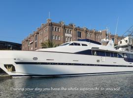 Christina Onassis Yachthotel