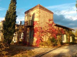 Chambres d'Hôtes Le Loubet, L'Isle-Jourdain