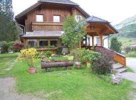 Apartment Krobath, Murau (Kaindorf yakınında)