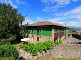 Hotel Rural Cuadroveña, Arriondas (Nevares yakınında)
