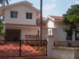 Holiday Home Prestige Green Fields, Yelahanka (рядом с городом Dod Jāla)