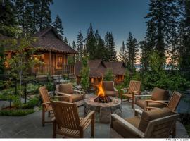 Cedar Crest Cottages
