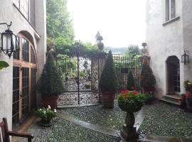 Palazzo Lambertenghi, Tirano (Sernio yakınında)
