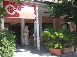 Hotel Canasta, Rimini