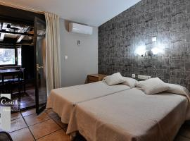 Hotel Rural el Castillo, Ларрага (рядом с городом Лерин)