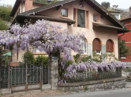 Villa Helvezia, Vacallo