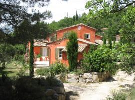 B&B La Cigaline, Везон-ла-Ромен (рядом с городом Villedieu)