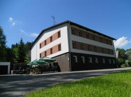 Hotel Zemská brána, Bartošovice v Orlických Horách