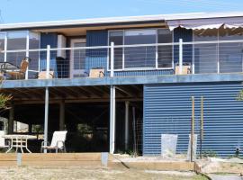 14 Pars Rd Beach House, Greens Beach (Low Head yakınında)