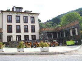 Hotel Mirador de Barcia, Ribeira de Piquin