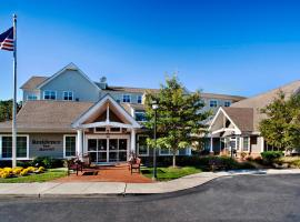 Residence Inn by Marriott Atlantic City Airport Egg Harbor Township, Egg Harbor Township (in de buurt van Pleasantville)