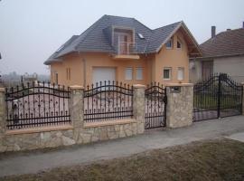 Termálvölgy Vendégház, Gelse (рядом с городом Újudvar)