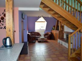 Apartment Lux Blue Paradise