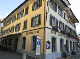 Hotel Reiser, Altdorf (Erstfeld yakınında)