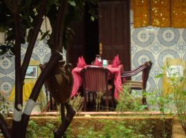 Restaurant Khaima Barage Massa, Inkass