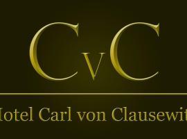 Hotel Carl von Clausewitz, Burg bei Magdeburg (Zerben yakınında)