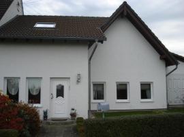 Ferienhaus Steinbrenner, Morsbach