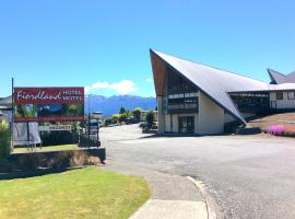 Fiordland Hotel, Те-Анау