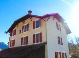 Le Bouverie, Montriond